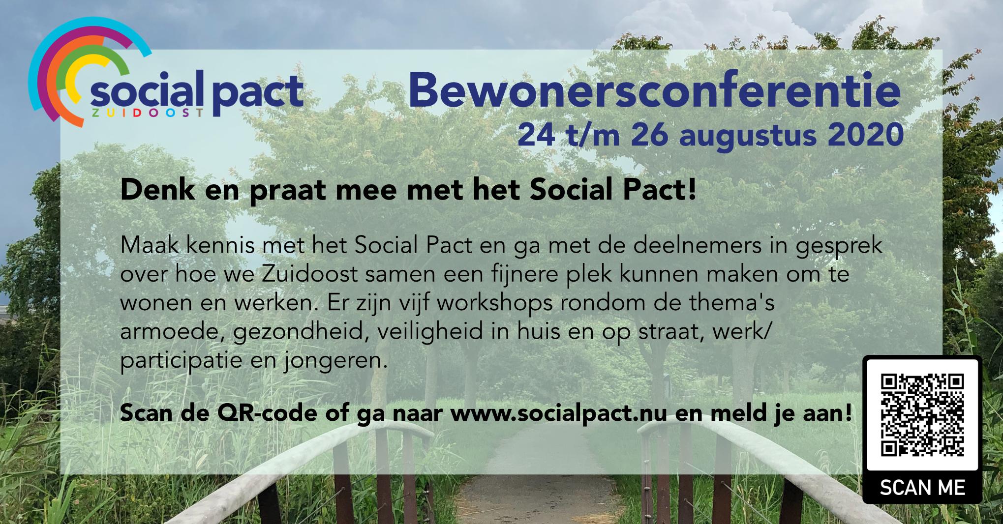 2020_bewonersconferentie social media
